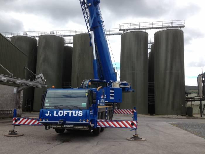 Loftus Crane Hire